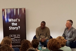 Paul Beatty and Rick O'Shea