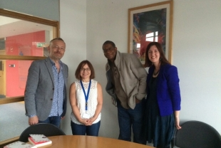 Rick O'Shea, Cathy McKenna, Paul Beatty, Jackie Lynam