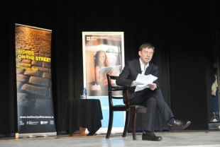 David Nicholls reading from his own works for the British Council