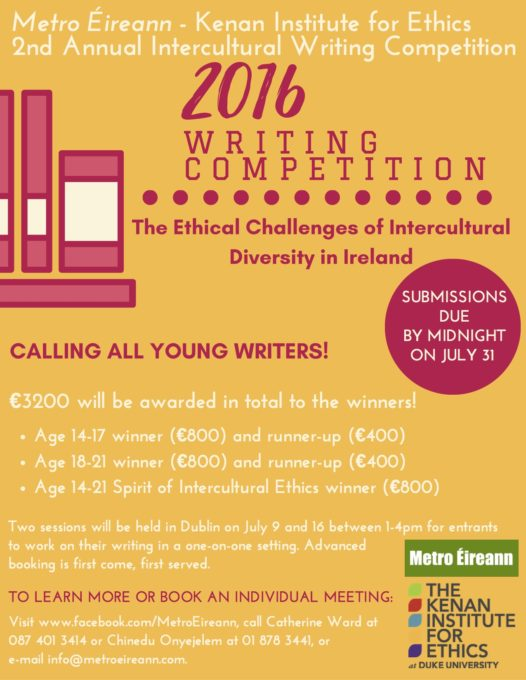 2nd Annual Metro Éireann-Kenan Institute Writing Competition (3)