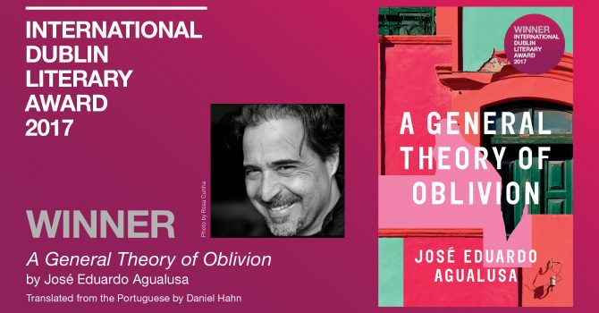A_General_Theory_of_Oblivion_by_Jose_Eduardo Agualusa wins the 2017 International DUBLIN Literary Award