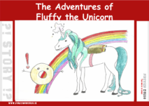 The Adventures of Fluffy the Unicorn
