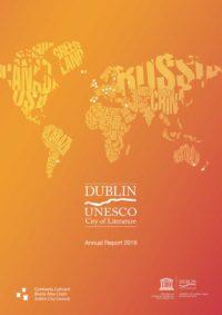 Dublin UNESCO City of Literature Annual Report 2016